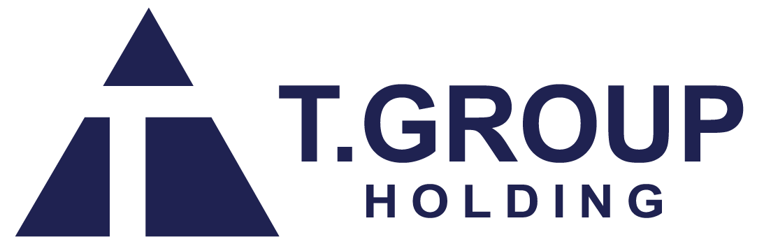 T GROUP holding logo